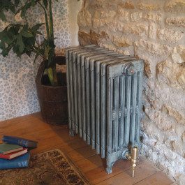 Carron Victorian 6 Column 740mm Cast Iron Radiator