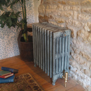 Carron Victorian 6 Column 625mm Cast Iron Radiator